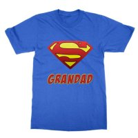 Super Grandad Logo t-shirt by Clique Wear