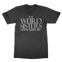 The Weird Sisters Deathly Hallows Tour t-shirt by Clique Wear