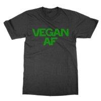 Vegan AF t-shirt by Clique Wear