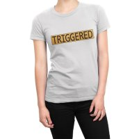 Triggered t-shirt by Clique Wear