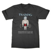 Training Because You Really Need Someone Else To Pay a Horrible Price t-shirt by Clique Wear