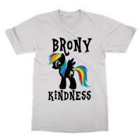 Brony Kindness t-shirt by Clique Wear