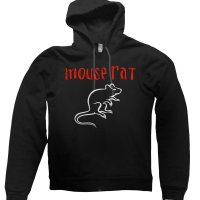 Mouse Rat hoodie by Clique Wear