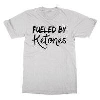 Fueled by Ketones t-shirt by Clique Wear