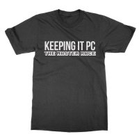 Keeping It PC The Master Race t-shirt by Clique Wear