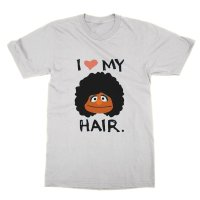 I Love My Hair t-shirt by Clique Wear