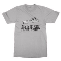 This Is My Only Plane Shirt t-shirt by Clique Wear