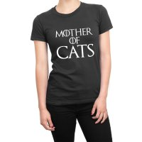 Mother of Cats t-shirt by Clique Wear