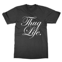 Thug Life t-shirt by Clique Wear