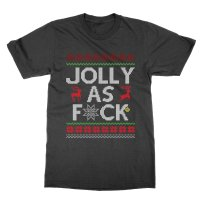 Jolly as Fck t-shirt by Clique Wear