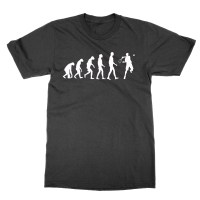 Evolution of A Tennis Player t-shirt by Clique Wear
