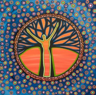 Matrilineal Tree of Giving 2