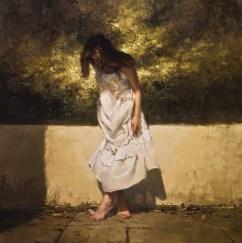 The White Dress (Spring)