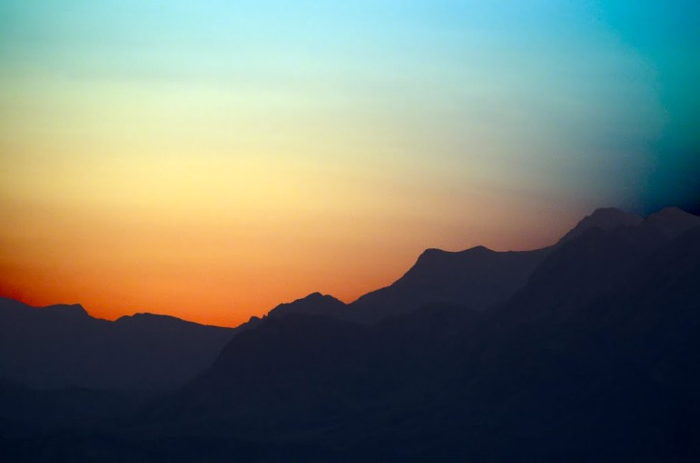 Rainbow Dawn