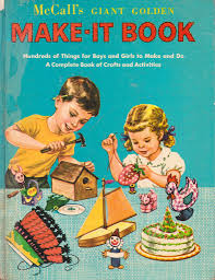McCall's Giant Make-It Book, 1953