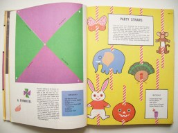 Party Straws, project from McCall's Giant Make-It Book