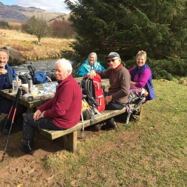 High Moss – Dudden Valley – 23rd March 2018