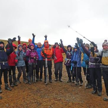 New Years Eve walk up Helvellyn and Party 31st Dec 2018