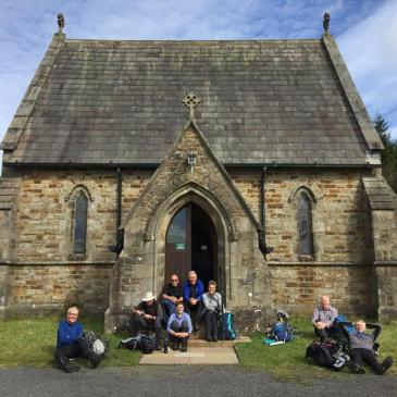 Slaidburn Walk Thursday 5th September 2019