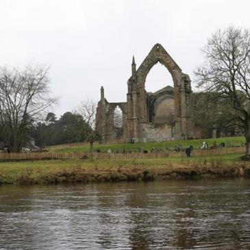 Bolton Abbey Walk Sunday 22nd Dec 2019