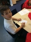 This week we have been drawing postcards to remind us about God's Greatest Commanded... do you remember the actions we have made to help us?