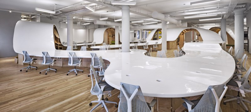 Top 5 Tech Design Offices in the World