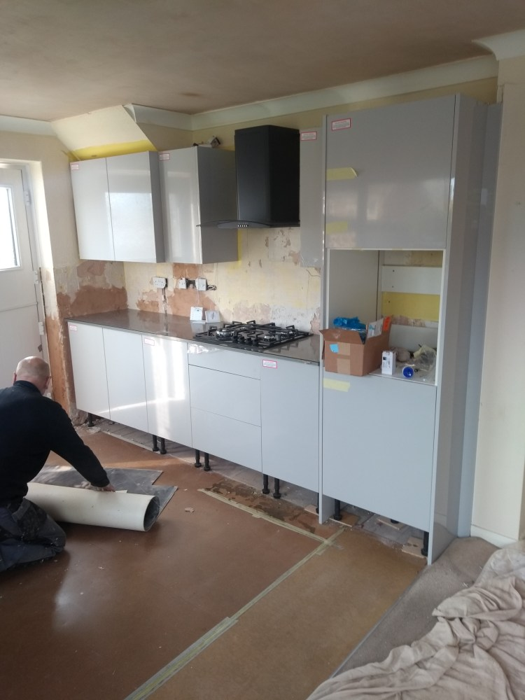 WREN Kitchen Cabinets | CL Joinery