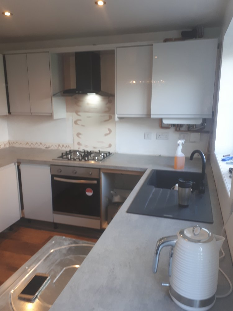 Kitchen refurbishment, Renovation of existing Kitchen Cabinets, CL Joinery | Yorkshire