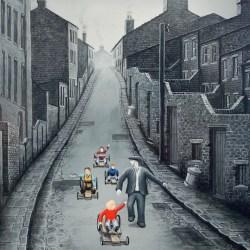 Original Art by Leigh Lambert