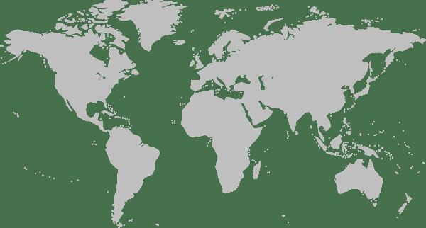 Worldmap Grey Clip Art At Clker.com