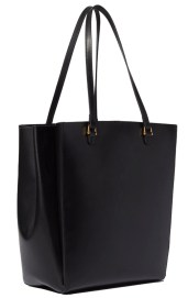 Auxiliary Eckhout Tote in Black, $350