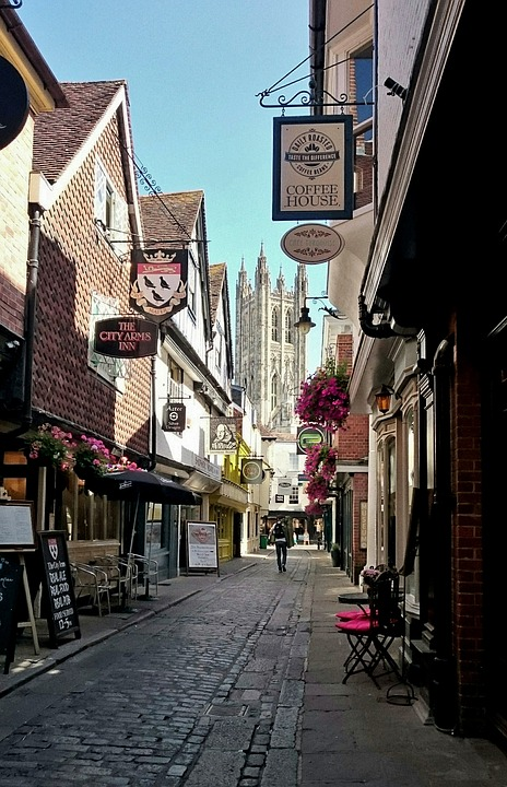 Inglese A Canterbury Clm Bell