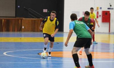 Futsal masculino de Lages perde para Piratuba – CLMais  de49d159f7072