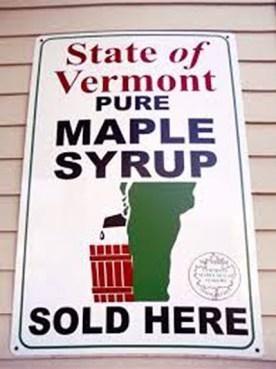 Worst Logo Designs: Vermont Maple Syrup