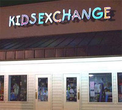 Worst Logo Designs: Kids Exchange