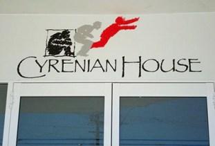 Worst Logo Designs: Cyrenian House
