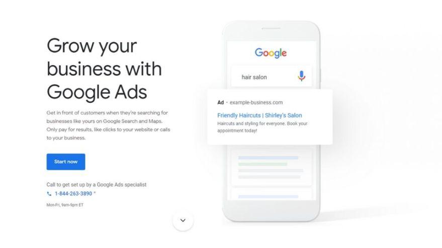 Setting Up a Google Ads Account