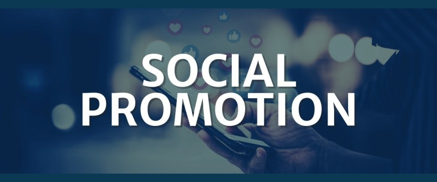 Boosted Social Content Promotion