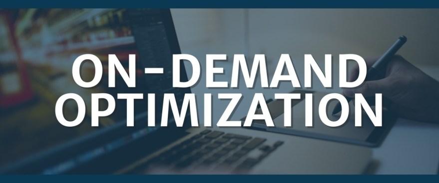 One Demand Content Optimization