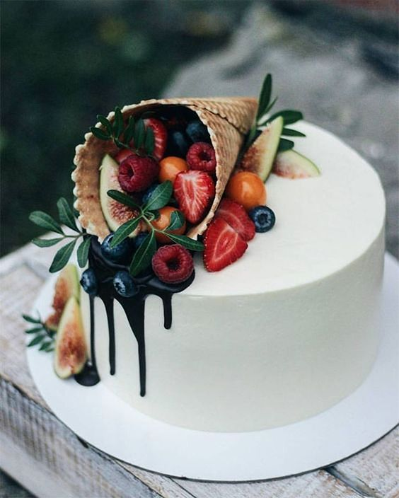 Pinterest Content Promotion Example Cake