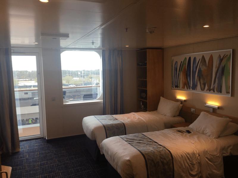 Oceanview Cabin U237 On Carnival Elation Category 6C