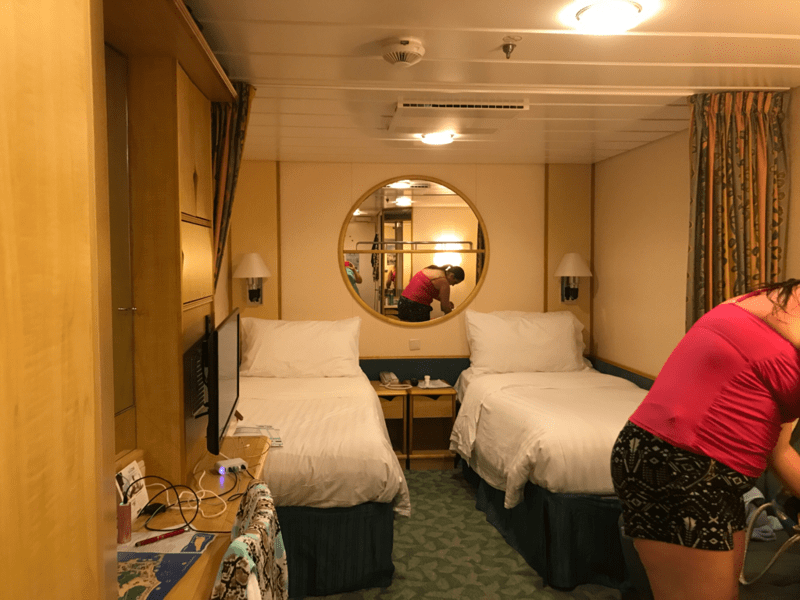 Inside Cabin 8381 On Mariner Of The Seas Category Sm