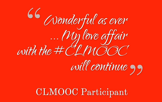 Connections Continue: Extending CLMOOC Into the Year