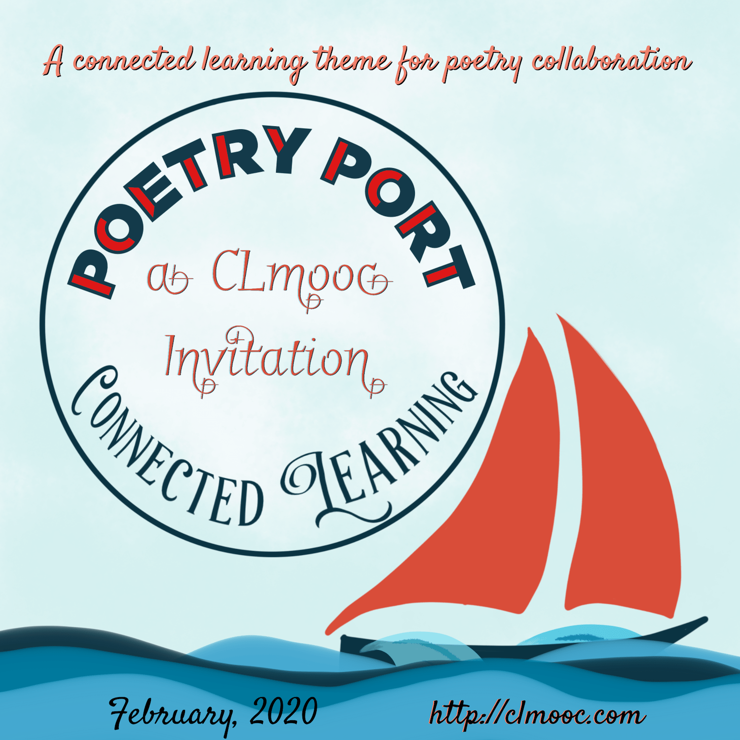 poetry port logo