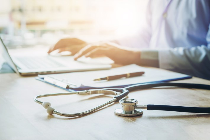 A marketing general practitioner doing the work to help diagnose issues and improve your marketing strategy, just your primary physician diagnoses issues impacting your health and prescribes solutions to improve it.