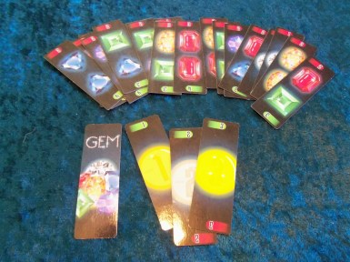 The cards of GEM