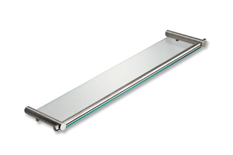 CL-230 Cool Line Glass Shelf | Cloakroom Solutions