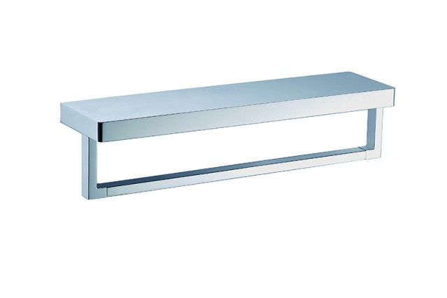 CONTI+_Shelf & Towel Rail | Cloakroom Solutions
