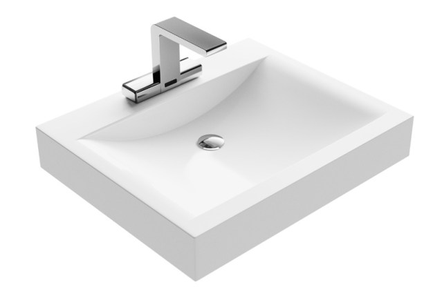 Swing 495 washbasin | Cloakroom Solutions