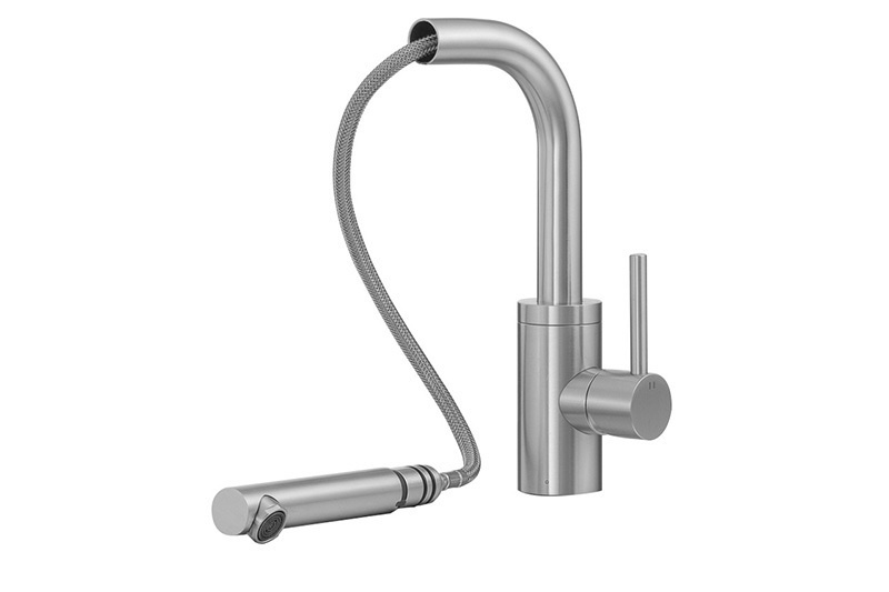 Fasson 40 Kitchen Mixer with Hose | Cloakroom Solutions